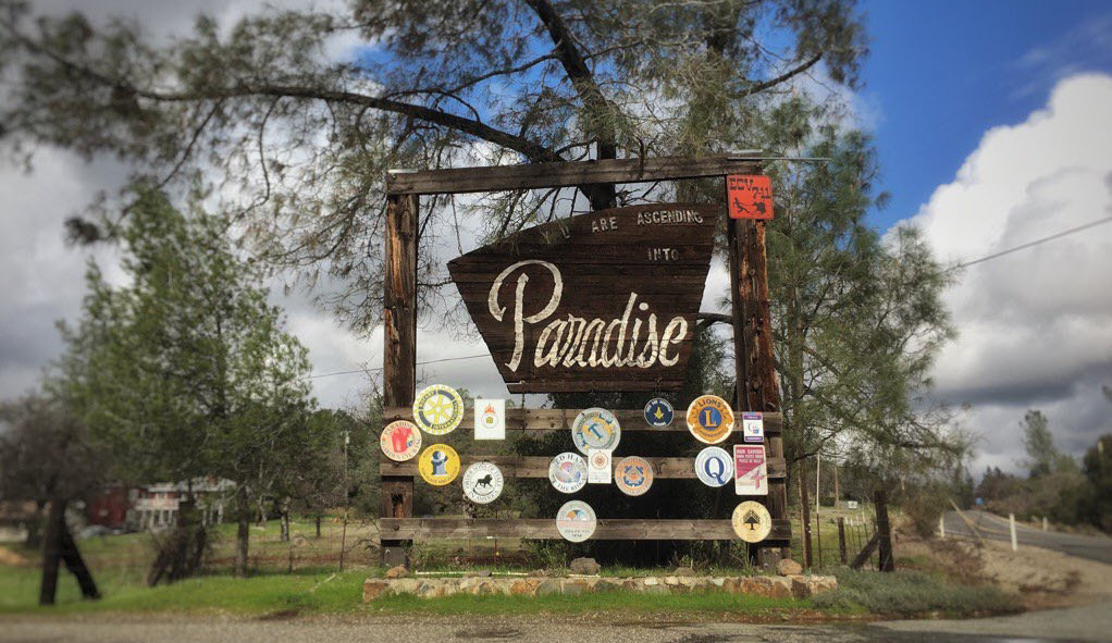 Paradise, CA - California's Newest Ghost Town? | Ghost Town